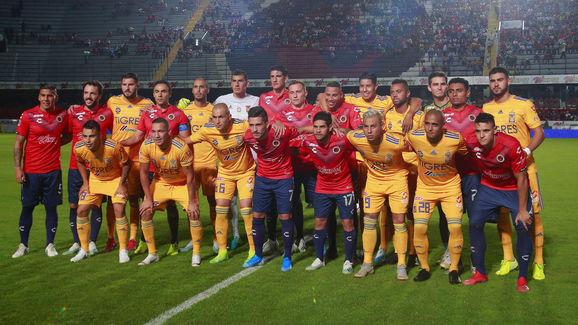 Veracruz v Tigres UANL - Torneo Apertura 2019 Liga MX