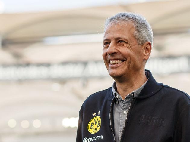 VfB Stuttgart v Borussia Dortmund - Bundesliga