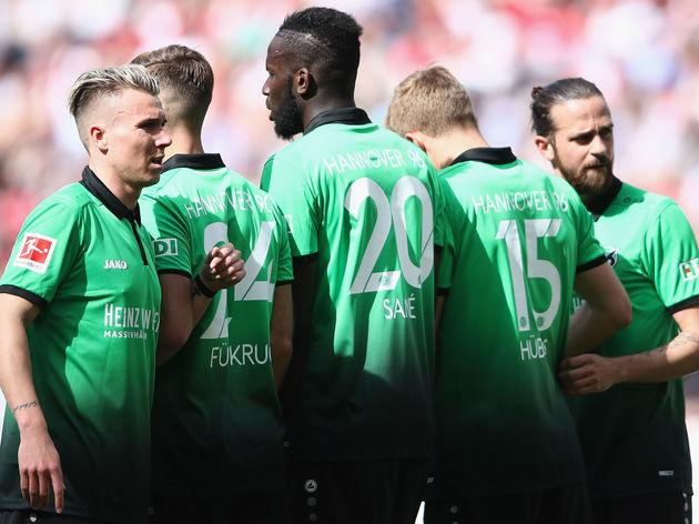 VfB Stuttgart v Hannover 96 - Bundesliga