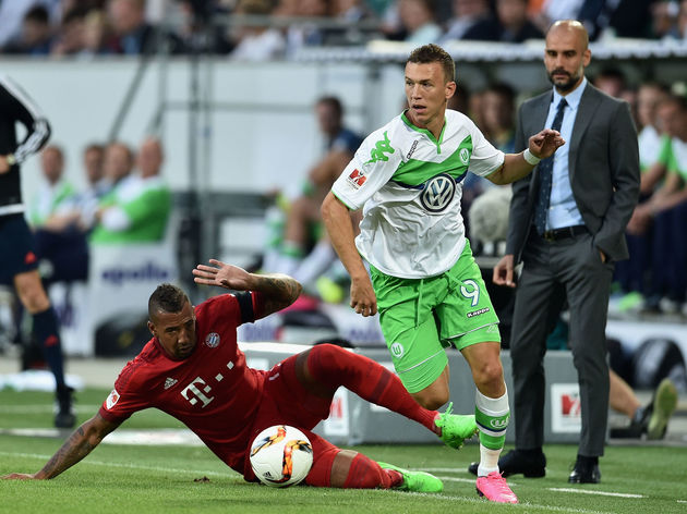 Jerome Boateng,Ivan Perisic