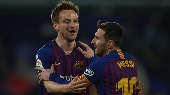 Lionel Messi,Ivan Rakitic