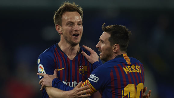 Lionel Messi,Ivan Rakitic