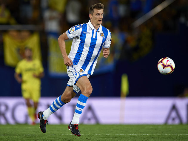 Liverpool Keeping Tabs on Real Sociedad Defender Diego Llorente Ahead of Potential January Swoop