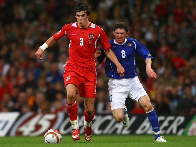 Gareth Bale,Djavid Huseino
