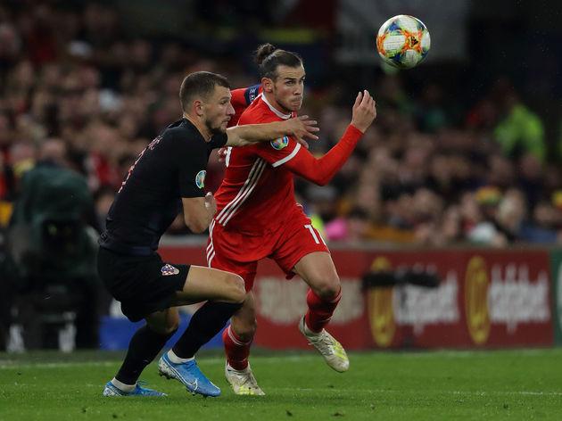Gareth Bale,Borna Barisic