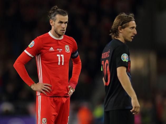 Gareth Bale,Luka Modric