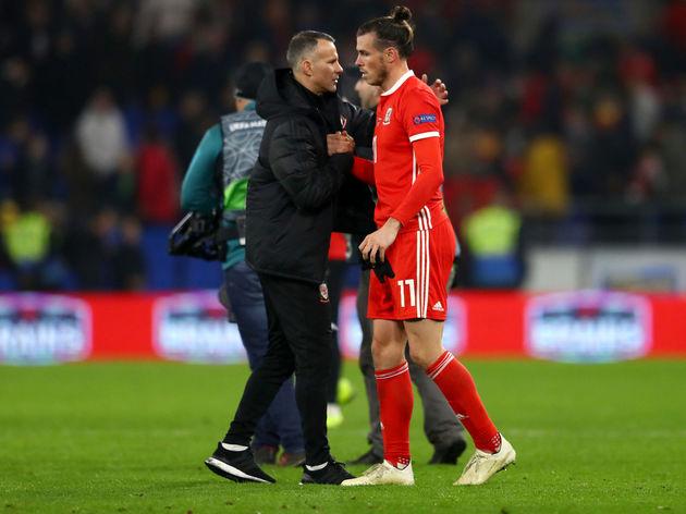 Ryan Giggs,Gareth Bale