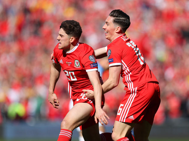 Daniel James,Harry Wilson