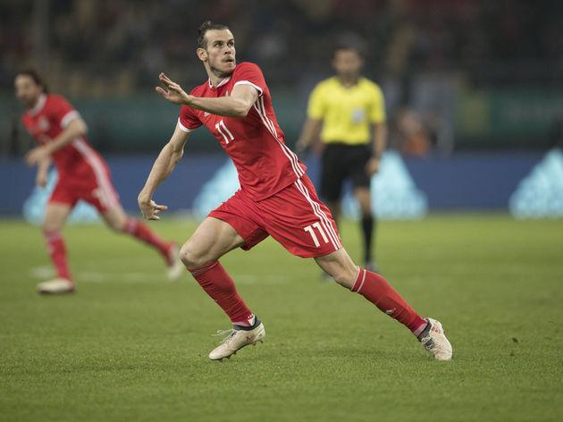 Wales v Uruguay - 2018 China Cup International Football Championship