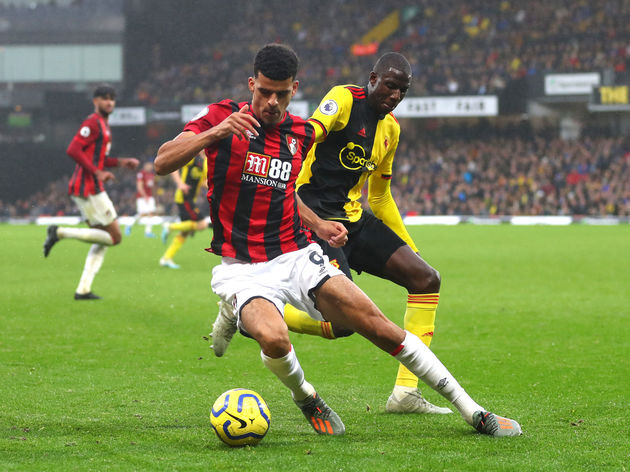 Dominic Solanke,Abdoulaye Doucoure