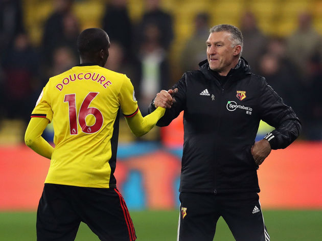 Nigel Pearson,Abdoulaye Doucoure