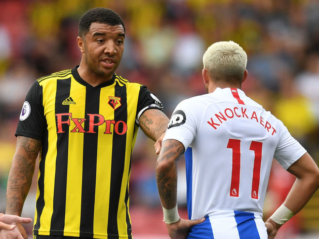Troy Deeney,Anthony Knockaert