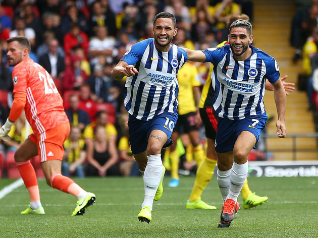 Florin Andone,Neal Maupay