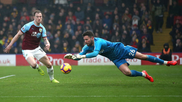 Ashley Barnes,Ben Foster