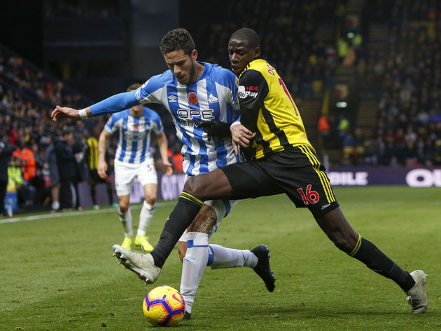 Watford FC v Huddersfield Town - Premier League