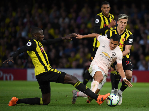 Watford FC v Manchester United - Premier League