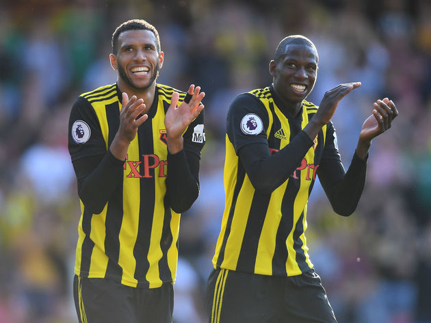Etienne Capoue,Abdoulaye Doucoure