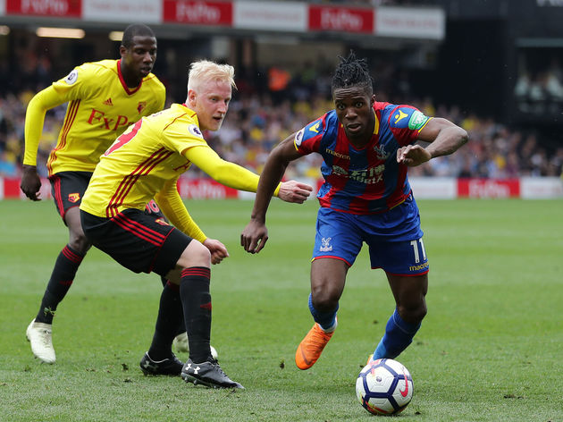 Watford v Crystal Palace - Premier League