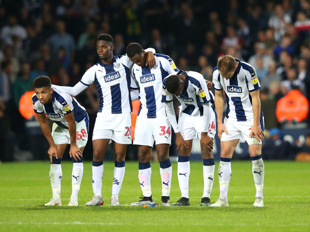 West Bromwich Albion v Aston Villa - Sky Bet Championship Play-off Semi Final: Second Leg