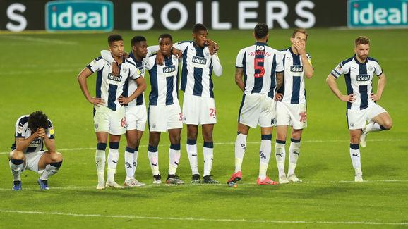 West Bromwich Albion v Aston Villa - Sky Bet Championship Play-off Semi Final: Second Leg