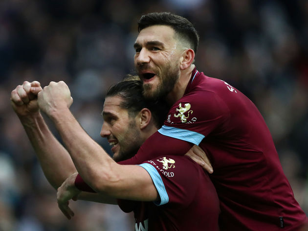 Andy Carroll,Robert Snodgrass
