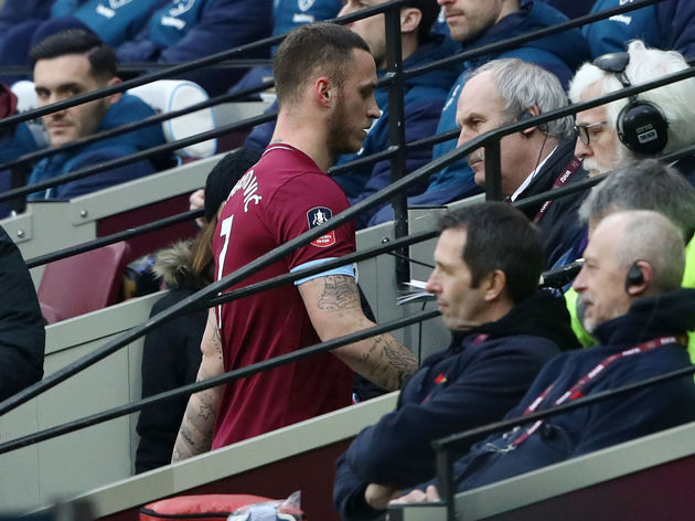 Marko Arnautovic's Brother & Agent Claims West Ham Striker Wants China Move