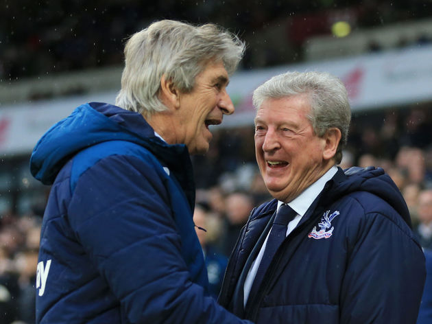 Roy Hodgson,Manuel Pellegrini