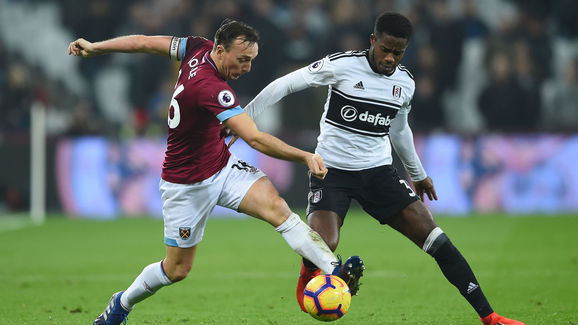 Ryan Sessegnon,Mark Noble