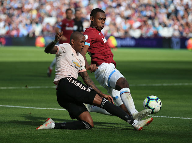 West Ham United v Manchester United - Premier League