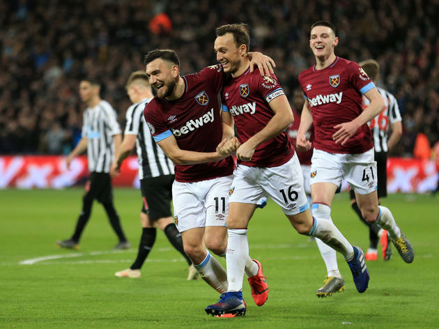 Mark Noble,Robert Snodgrass