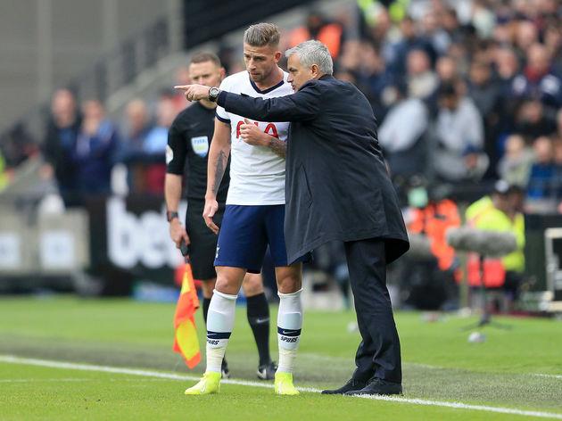 Jose Mourinho,Toby Alderweireld