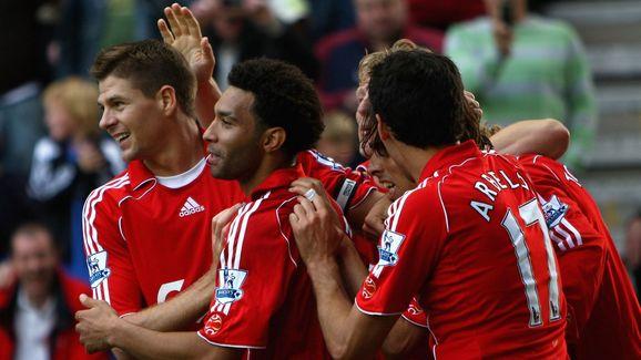 Wigan Athletic v Liverpool