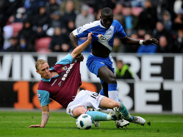 Jack Collison,Mohamed Diame