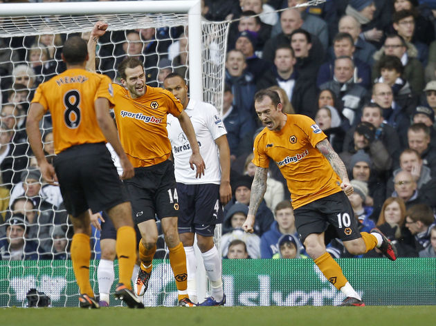 Wolverhampton Wanderers' Scottish strike