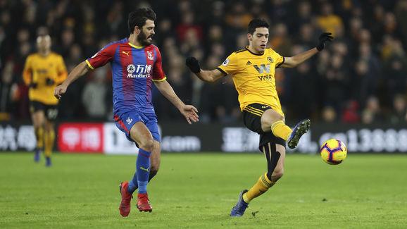 Wolverhampton Wanderers v Crystal Palace - Premier League