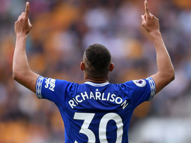 Everton Director of Football Marcel Brands Claims Everton 'Paid Over the Odds' for Richarlison