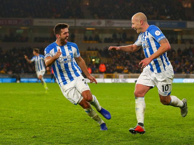 Wolverhampton Wanderers v Huddersfield Town - Premier League