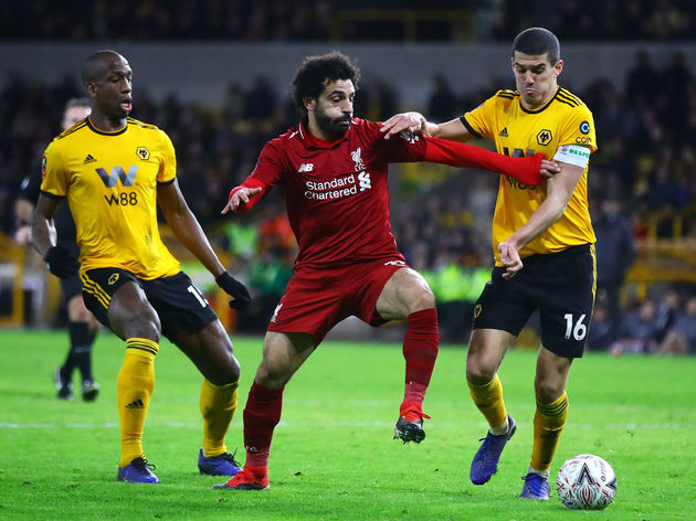Conor Coady,Mohamed Salah