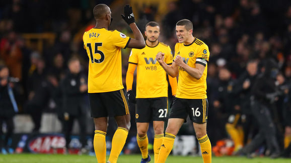 Conor Coady,Willy Boly