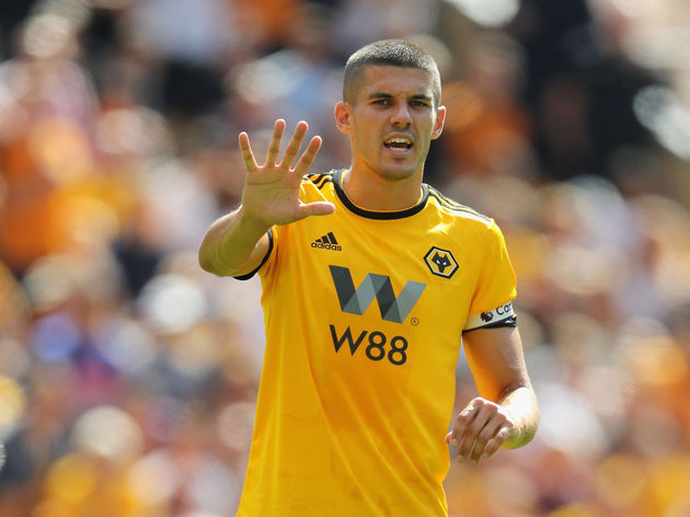 Conor Coady tattoo, the English number 16 from Liverpool, England