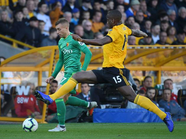 Wolverhampton Wanderers v Watford FC - Premier League