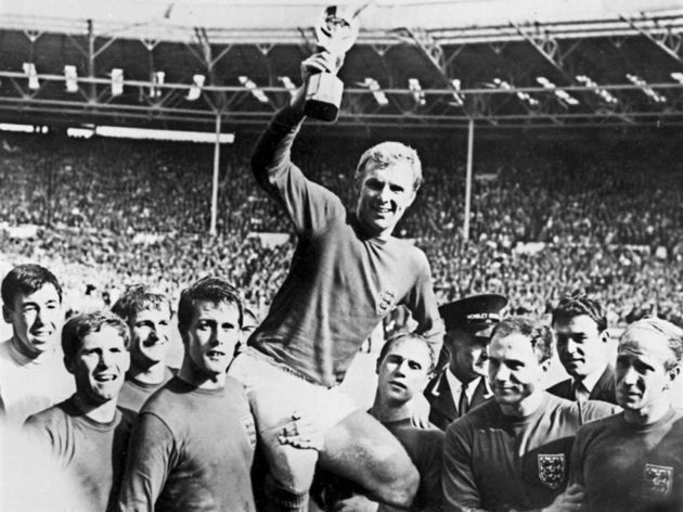 WORLD CUP-1966-ENGLAND-MOORE-CUP