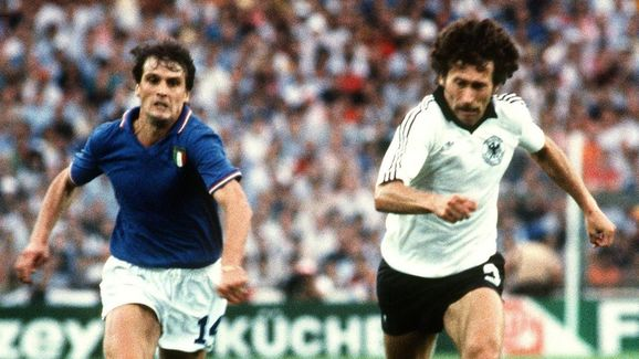 WORLD CUP-1982-ITALY-WEST GERMANY