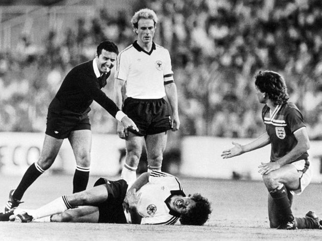 WORLD CUP-1982-WEST GERMANY-ENGLAND