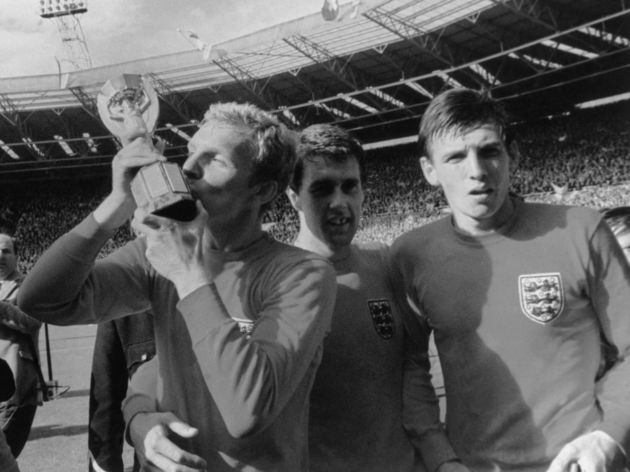 Bobby Moore,Geoff Hurst,Martin Peters,George Cohen