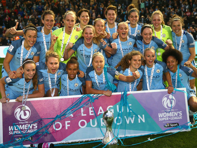 WSL 1: Manchester City Women v Birmingham City Ladies