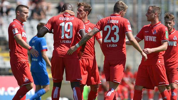 Wuppertaler SV v 1. FC Koeln - Friendly Match