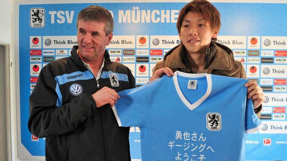Yuya Osako Signs For 1860 Muenchen