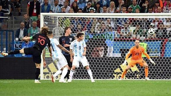 Gol Modric