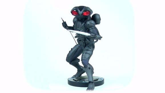 Black Manta in figure form